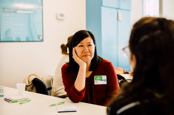 WCT BC's April Speed Mentoring Event